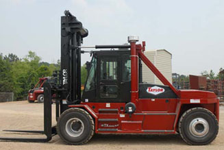 TXH Series Forklifts